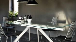 tavoli allungabili | arredare casa online - Tavoli Moderni Design Allungabili